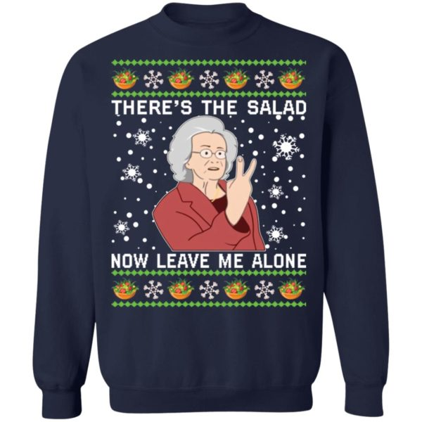 redirect10092021071011 5 600x600 - Doris there's the salad now leave me alone sweater