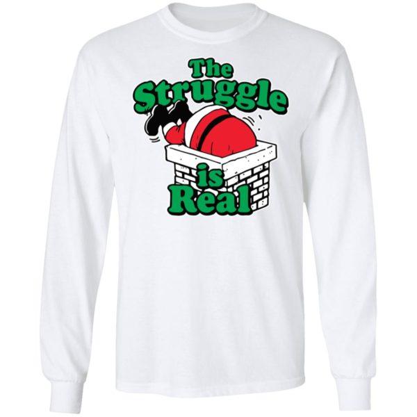 redirect10092021081024 1 600x600 - Santa the struggle is real shirt