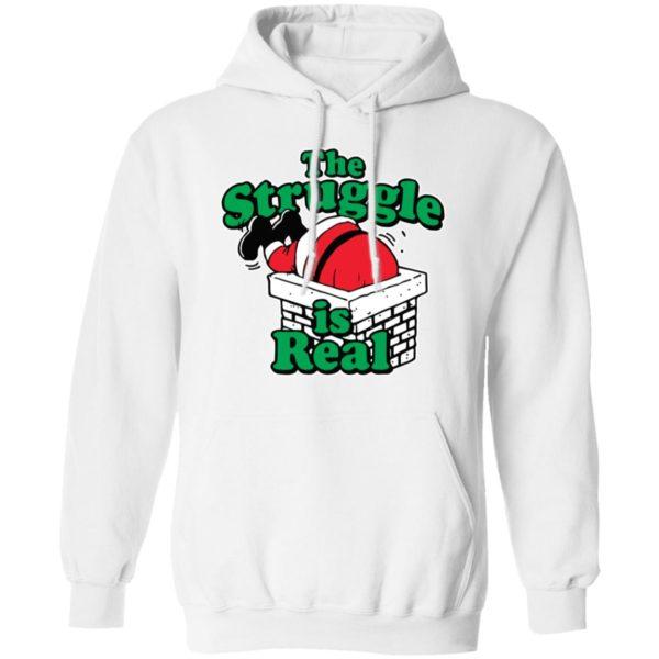 redirect10092021081025 1 600x600 - Santa the struggle is real shirt