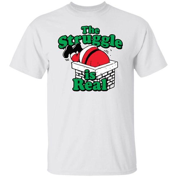 redirect10092021081025 4 600x600 - Santa the struggle is real shirt