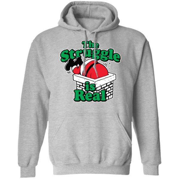 redirect10092021081025 600x600 - Santa the struggle is real shirt